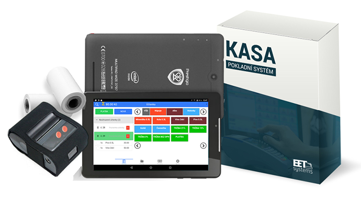 kasa fik plus printer tablet